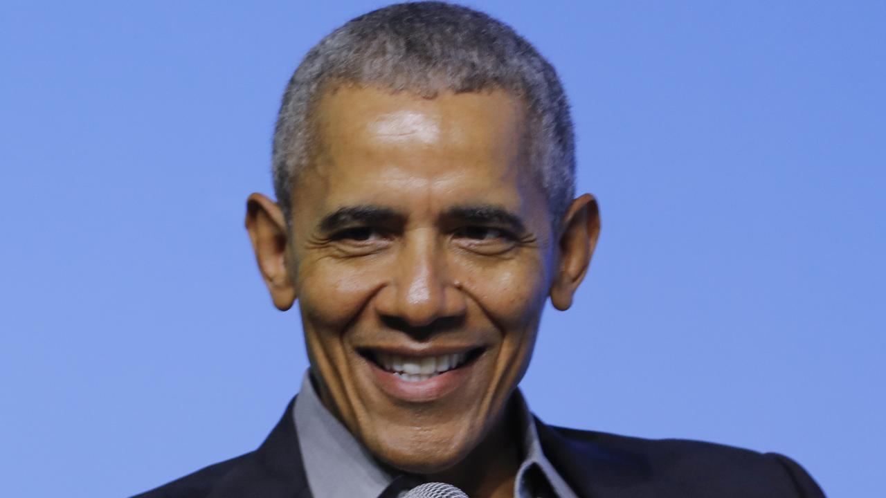 Former US President Barack Obama. Picture: AP