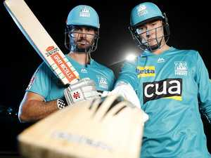 Lehmann gives Brisbane Heat licence to thrill