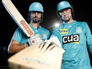 Lehmann gives Brisbane Heat licence to thrill