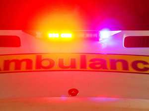 Man suffers head injury in Gympie region crash