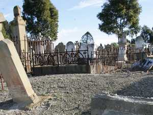Elderly woman robbed at dead husband's grave