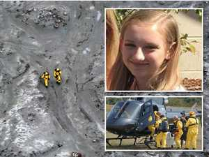 Aussie teen still missing after eruption