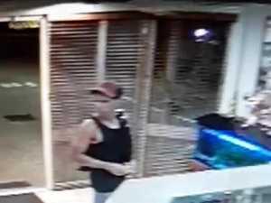 Toowoomba Motel Theft