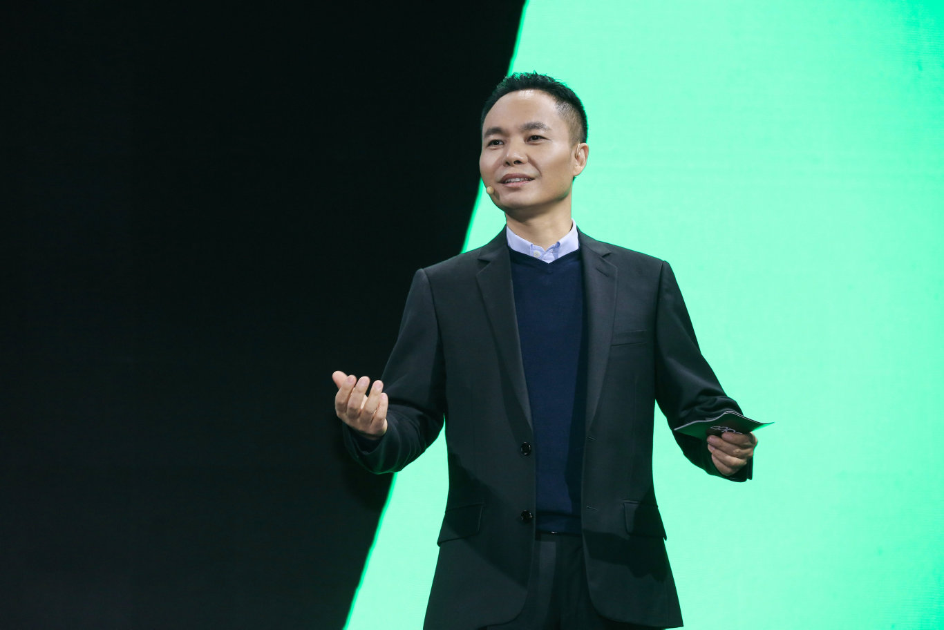 OPPO founder and CEO Tony Chen says smartphones have been a