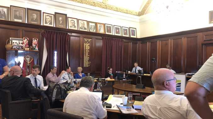 ROLLING COVERAGE: First council meeting of the year underway