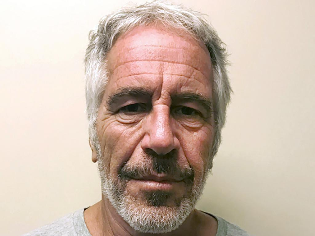 Jeffrey Epstein. Picture: New York State Sex Offender Registry via AP