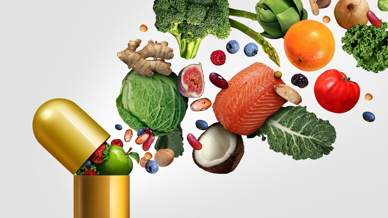 Iron and B12 deficiency are a common, negative side effect if the nutrient requirements that are not met according to accredited practising dietitian Ms McGrice. Picture: istock