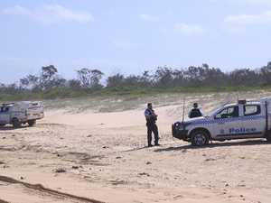 Identification of human leg found on NSW beach underway