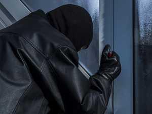 Bowls club thief targets home and parklands
