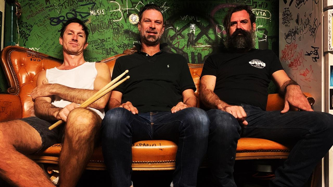 COG plays Solbar, Maroochydore, on December 21. Picture: Contributed