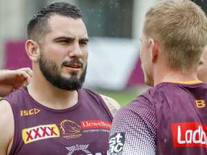 Star Broncos pair involved in heated scuffle