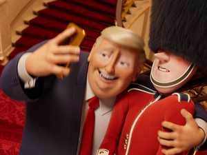 Warning over Trump sex brag in kids holiday movie