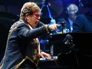 No crock, Elton still knows how to rock