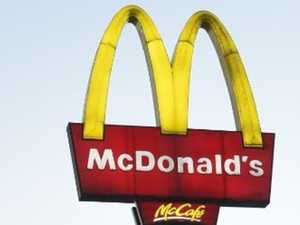 Elbow dislocated in Gympie fast food restaurant accident