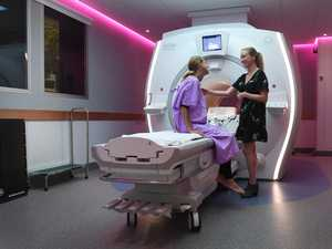 MRI machine saves 50 patients trips to Brisbane for scans