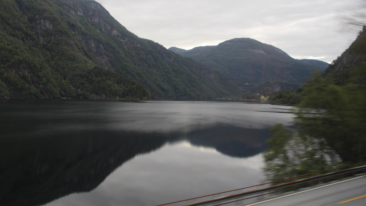On the Bergen Railway. Picture: Shirley Sinclair