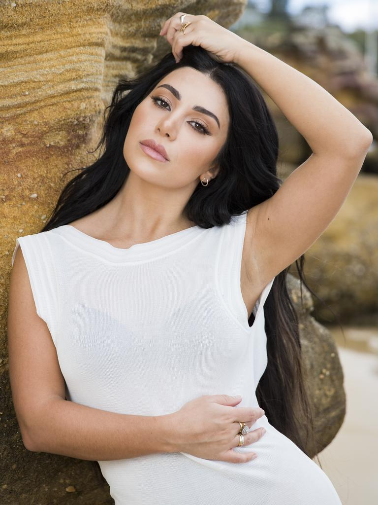Married At First Sight's Martha Kalifatidis. Picture: Dylan Robinson