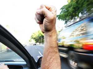 Driver jailed for shocking motorway road rage