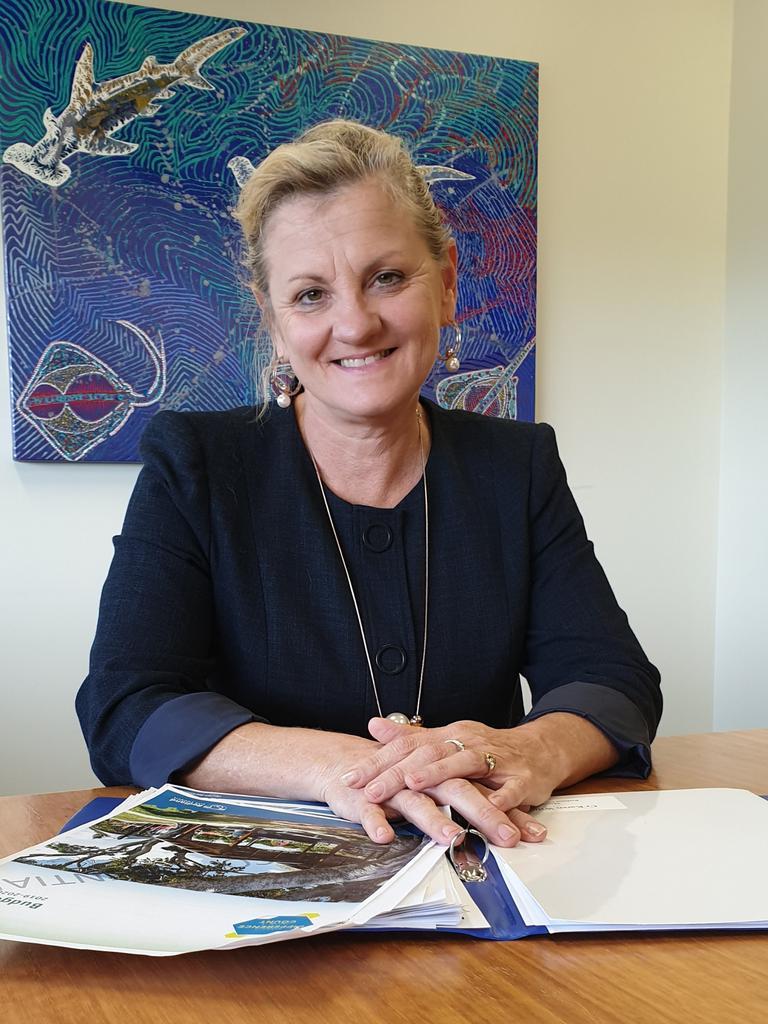Redland City Council mayor Karen Williams. PICTURE: Elyse Heyn