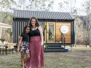 'SURREAL': Nymboida bushfire victim receives brand new home