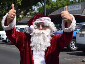 Summer Santa invites locals to a festive lunch