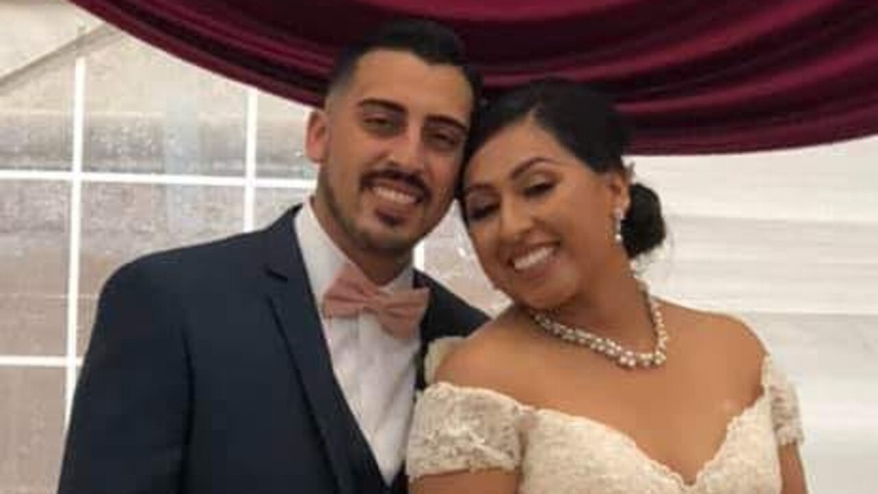 Joe Melgoza was murdered on his wedding day. Picture: Facebook