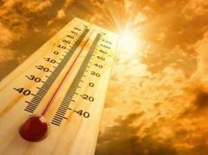 Heatwave to bring hot temperatures to Emerald