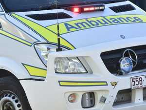 Paramedics rush to scene as young boy hit by car