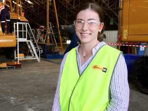 Gladstone girl awarded in resource sector