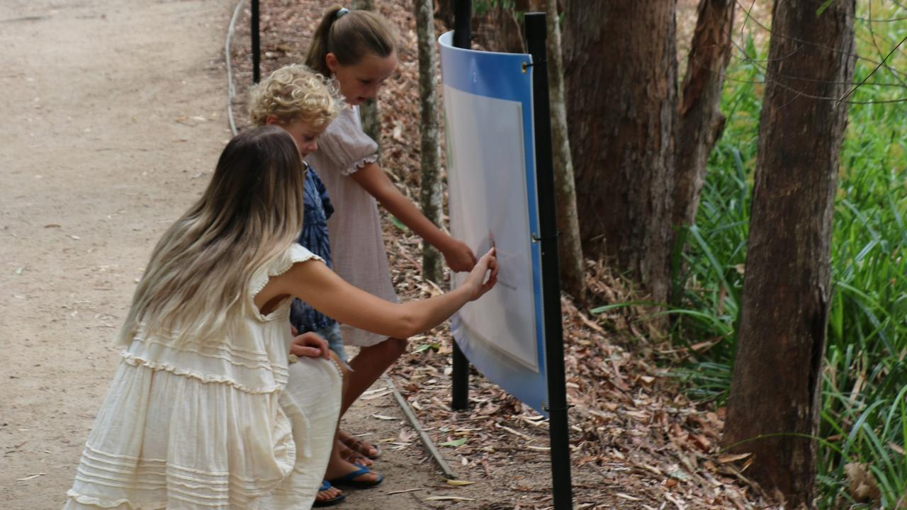 Sunshine Coast Libraries and Maroochy Regional Bushland Botanic Garden will join forces to host the Story Walk. Picture: Contributed