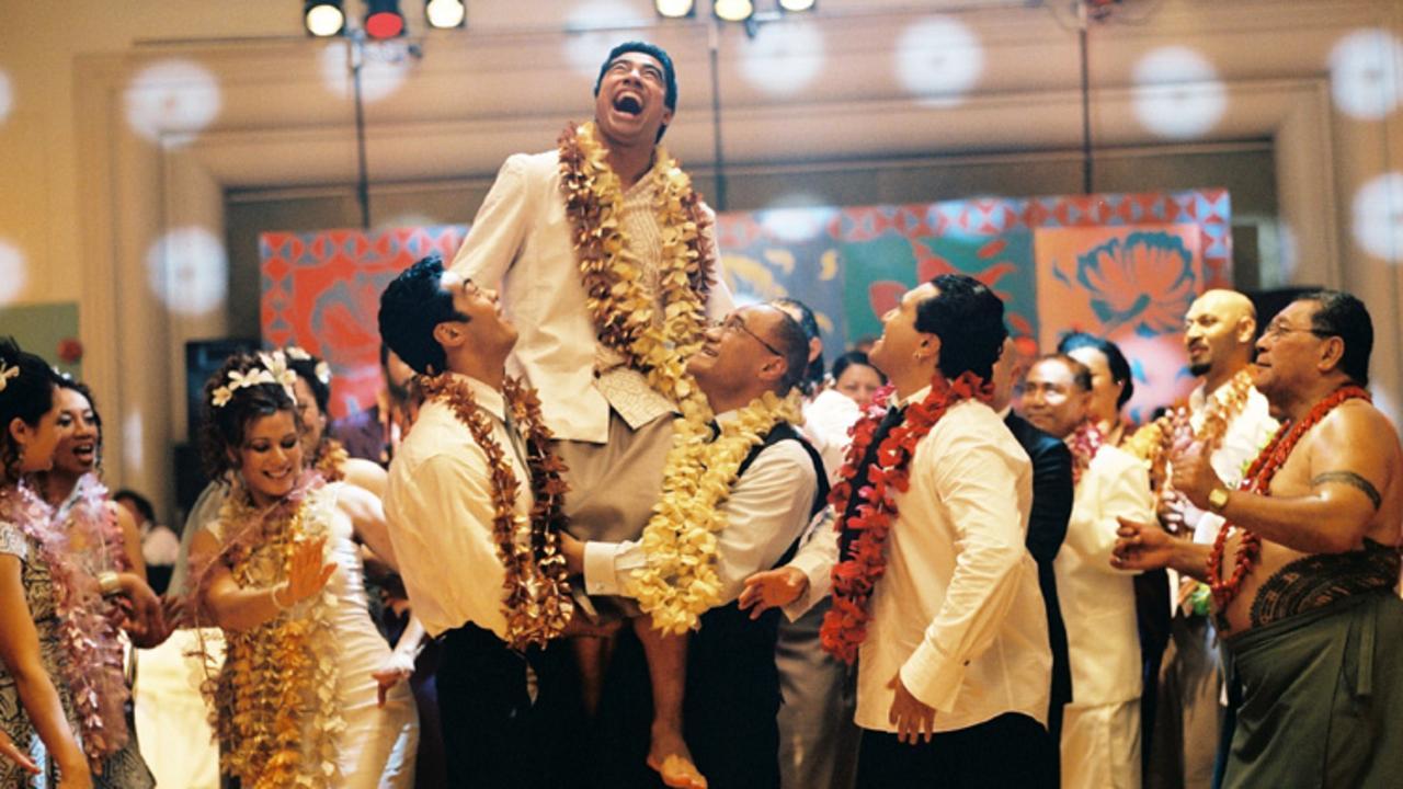 Sione's Wedding was a 2006 New Zealand film.