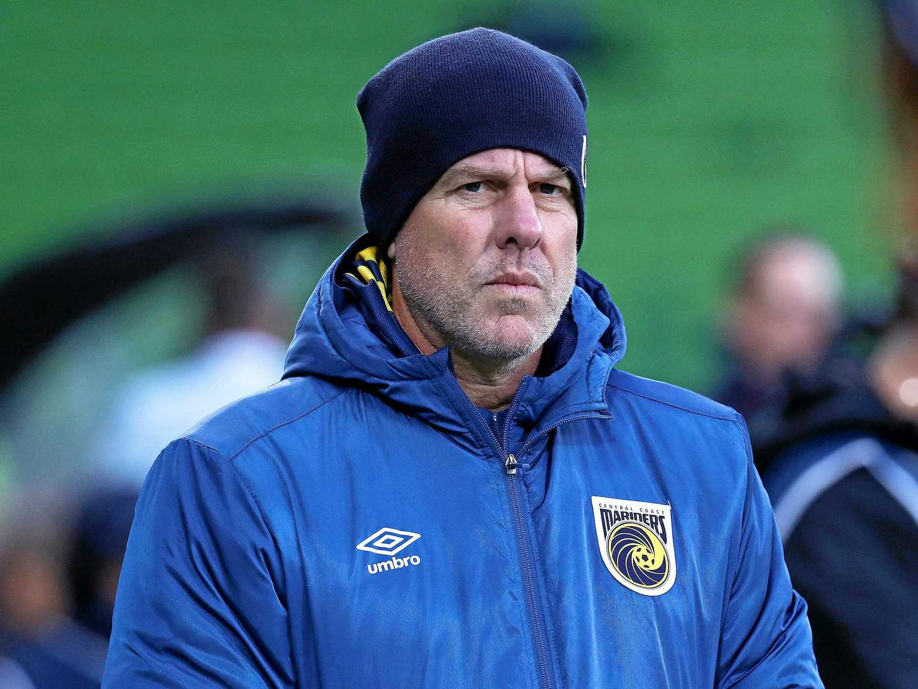Alen Stajcic has moved on to coach the Central Coast Mariners. Picture: George Salpigtidis/AAP