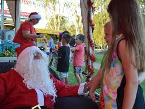 Free fun at Nanango Family Christmas Carnival