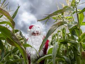 Santa could bring a dark and stormy present for the region