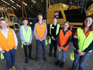 Young ambassadors for the resource sector