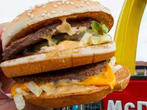 Macca's brings back huge burger so goodbye diet