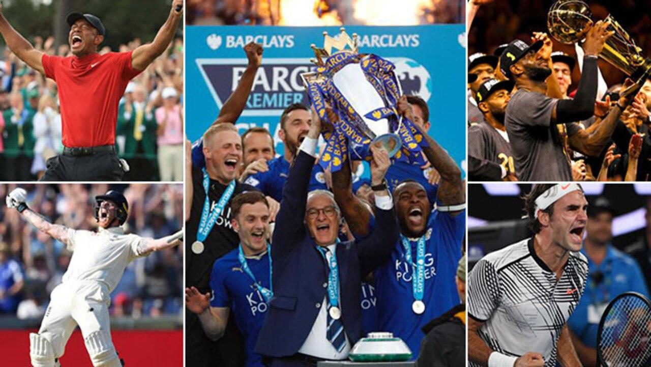 Biggest sporting triumphs in world sport