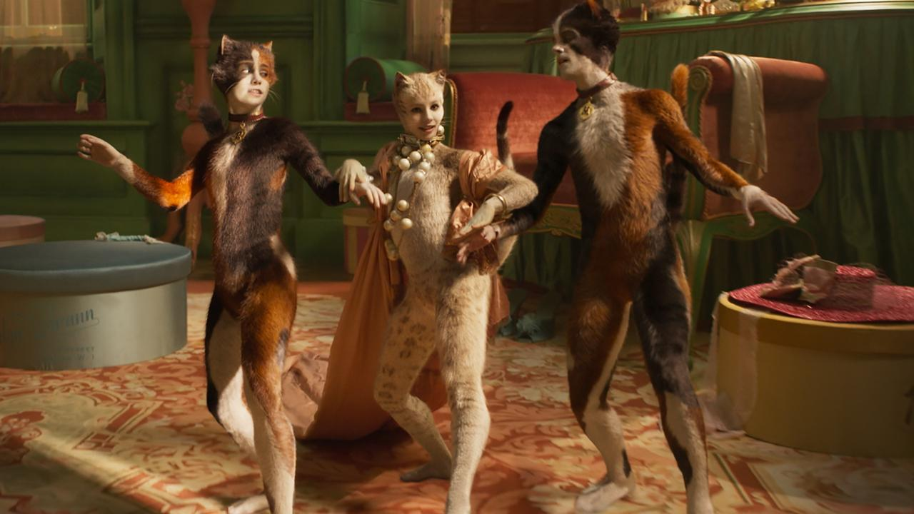 Um, catlike? Supplied by Universal Pictures.