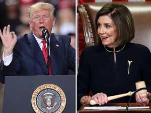 Trump blasts impeachment: 'You are declaring war'