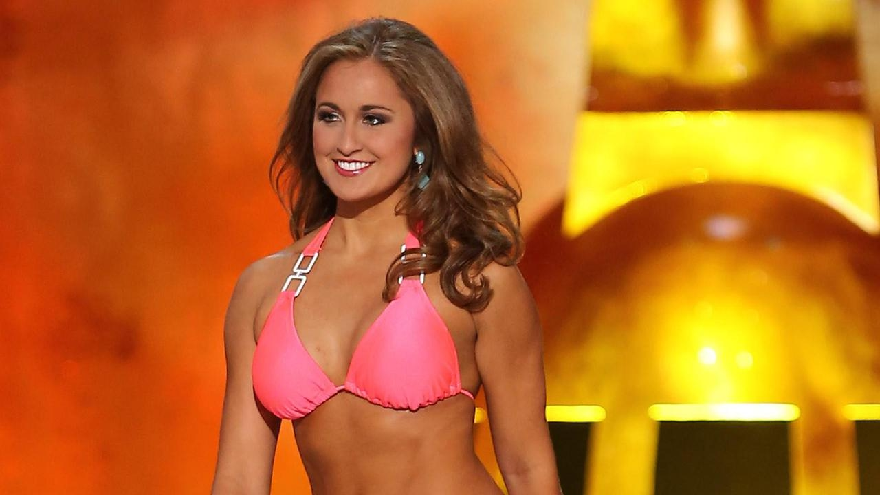 Married former Miss Kentucky Ramsey BethAnn Bearse sent naked photos of herself to a 15-year-old student while she was a teacher.