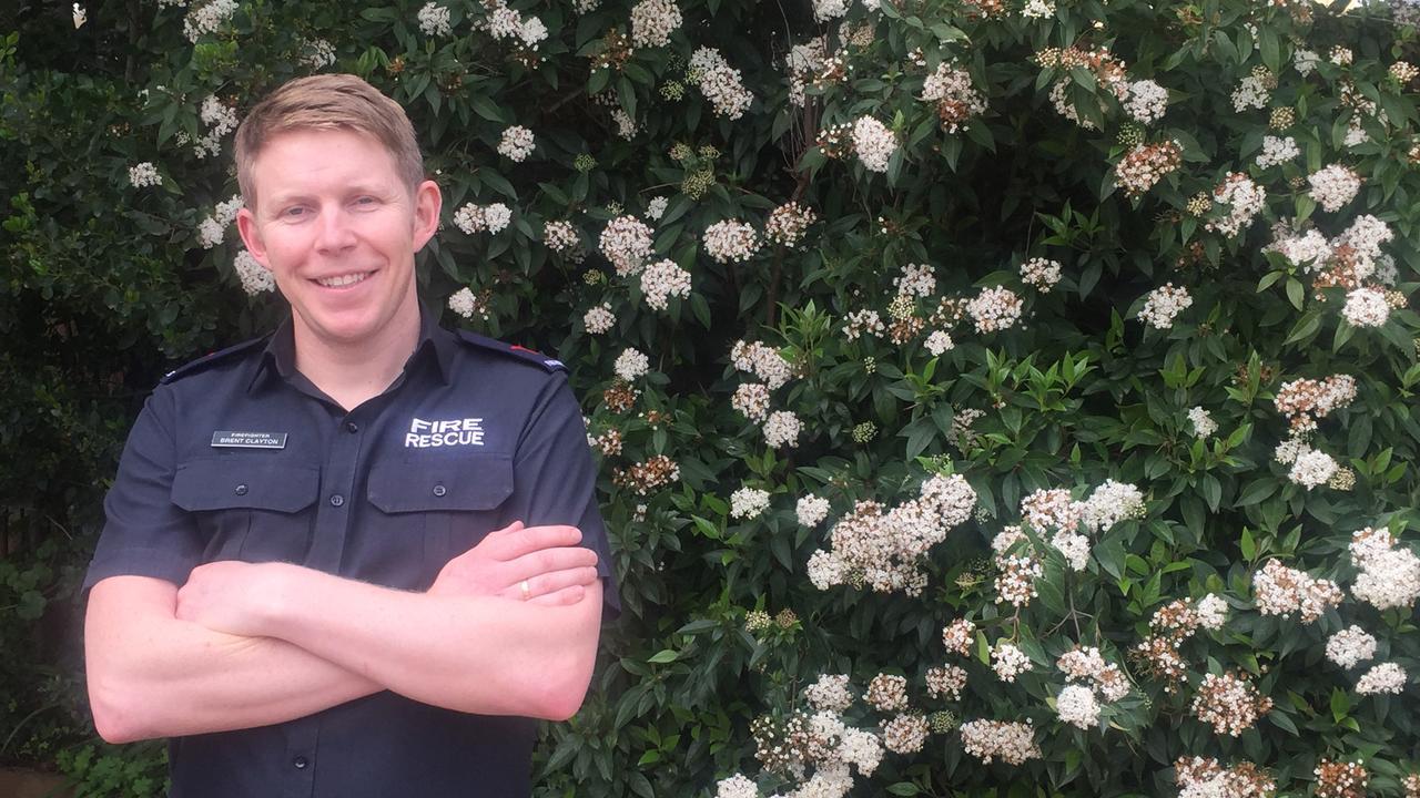 Brent Clayton from Fire Recruitment Australia
