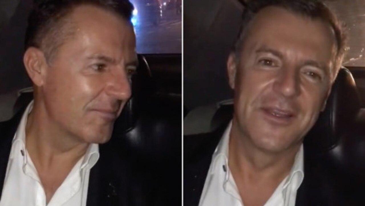 "Forget about drunken rants in an Uber, Michael Platt has taken it further in an interview with internet celebrity ""Mr Ferrari""."