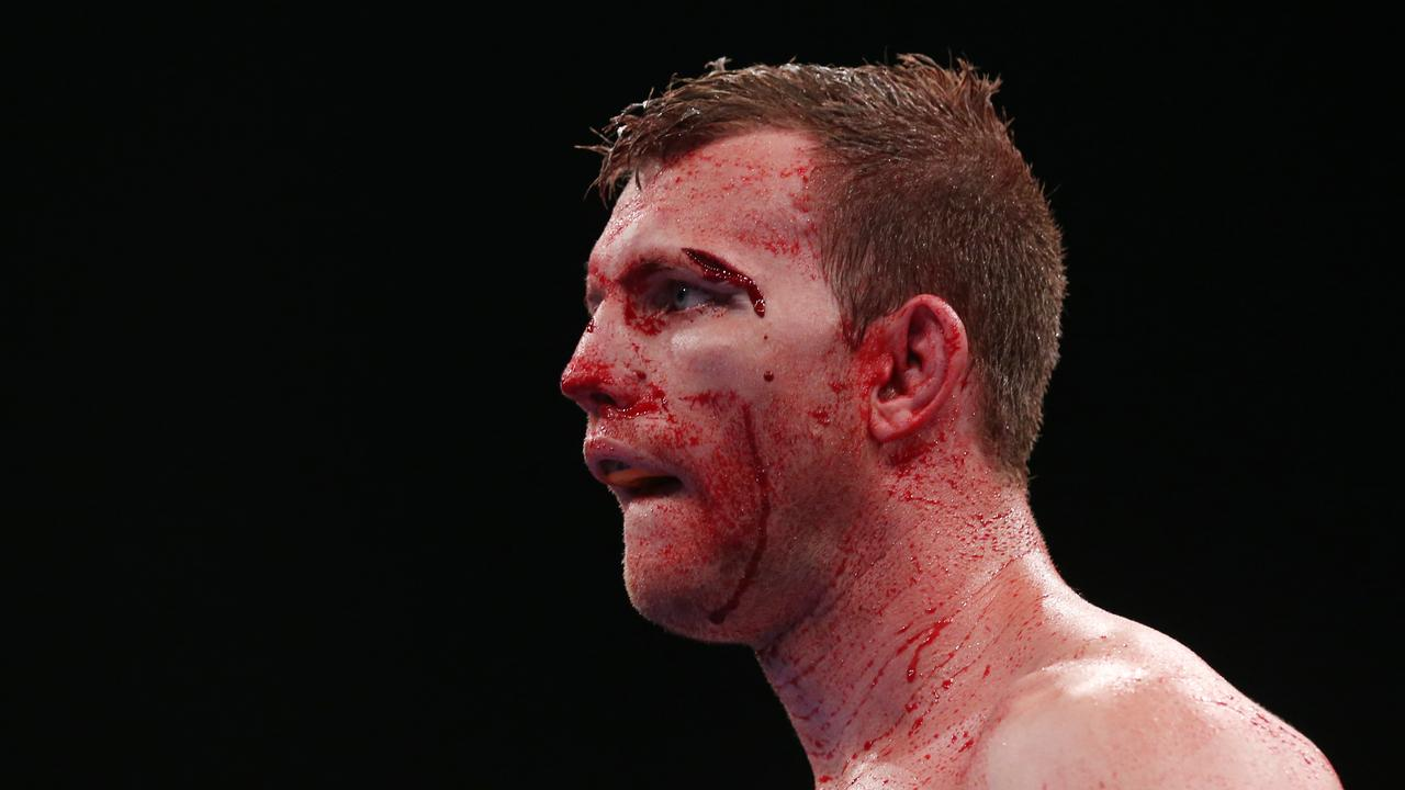 Jeff Horn earned victory the hard way.