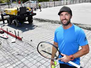What's all the racquet? Why tennis club site was levelled