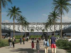 Sunshine Coast stadium plans look awesome
