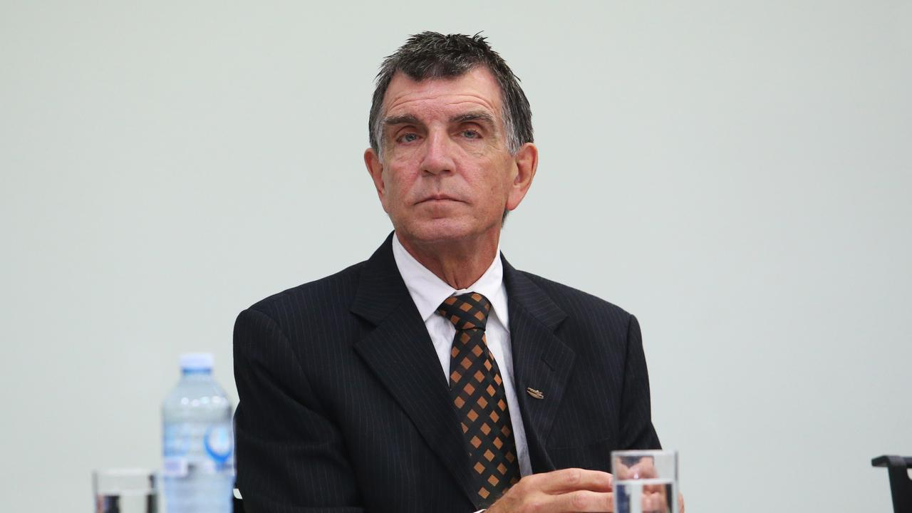 Cr. Mike Charlton has taken up the role of acting mayor of Moreton Bay Regional Council until next year's local government elections. Picture: Ric Frearson