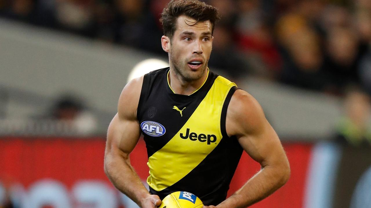 Alex Rance has announced his AFL retirement. Picture: AFL Media