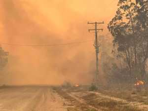 Residents could be eligible for bushfire relief funding
