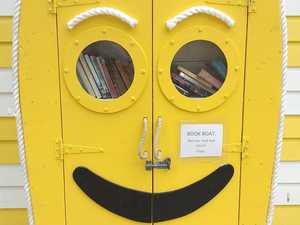 Community library to put a smile on your dial