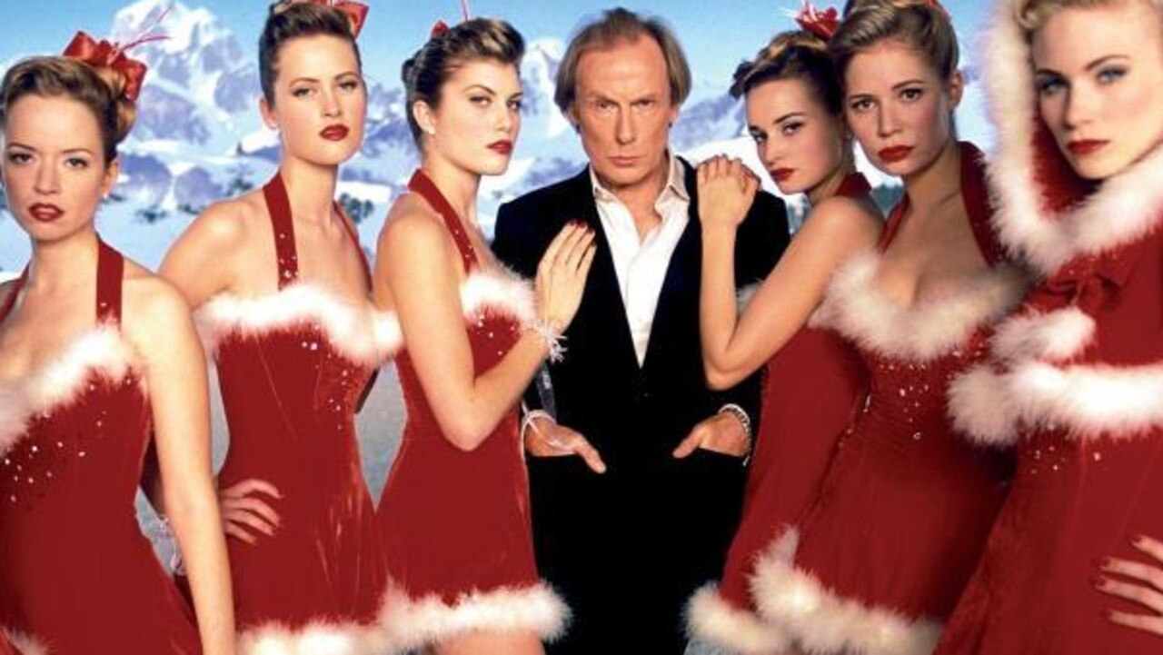 It's December, which means multiple viewings of Love Actually is acceptable.